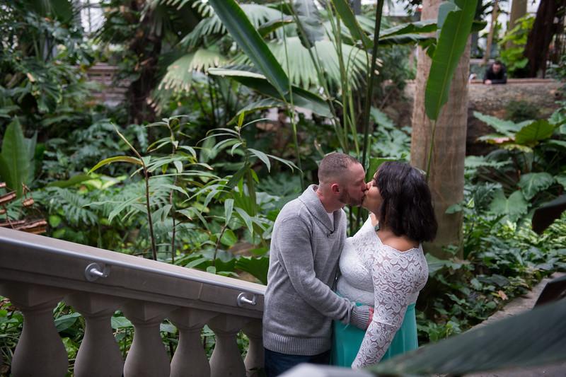 Tierra & Matthew's Engagement Session