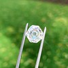 2.12ct Octagonal Flat Cut Diamond, GIA M VS2 46