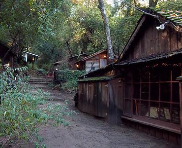 Cabins and Shacks