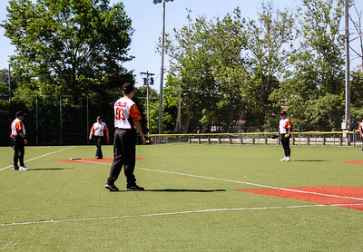Park Ridge FD Softball vs. Oakland 6/22/19