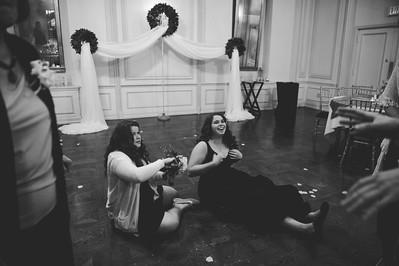 Charli and Chris Wedding Day