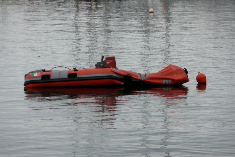 To Float or not to Float. Rio Marina, Isola d'Elba