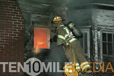Garfield Structure Fire