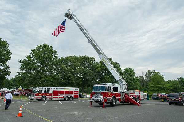 Freehold Twp. Independent FC #1, 50th Anniversary Celebration