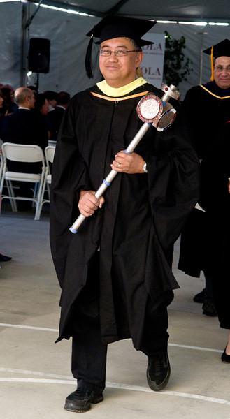 Dean Gold's Installation as New Dean of Loyola Law School