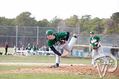 Baseball vs Falmouth ⚾ 2017