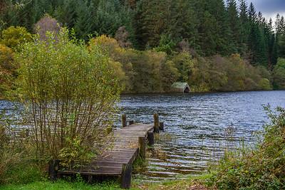 Autumn, Loch Ard
