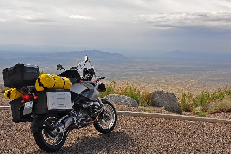 The GS on Kitt's peak.