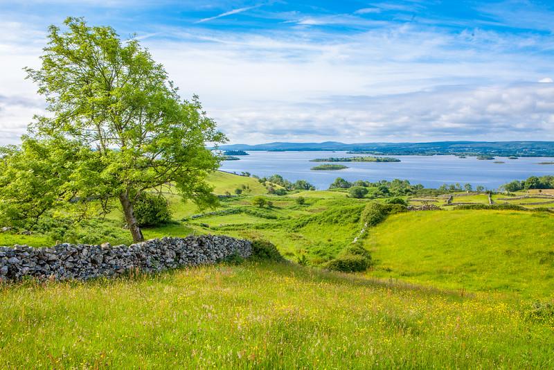 Irish Countryside and Coast