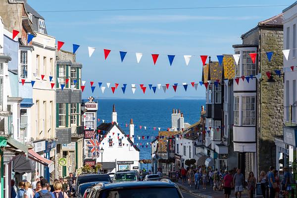 Lyme Regis, UK