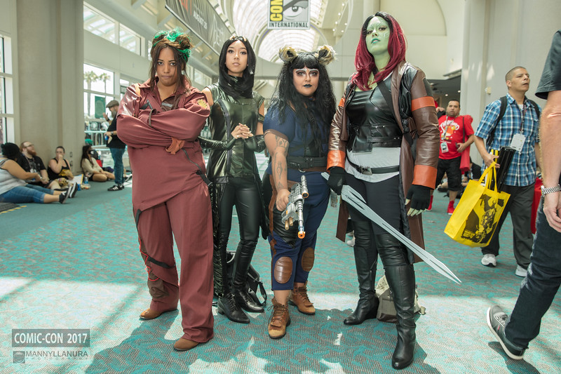 Comic-Con 2017 Day 3 Cosplay