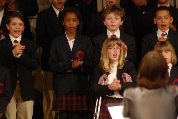 Lower School Spring Concert 2011