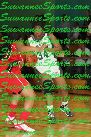 Suwannee Middle School Basketball - 2013-14