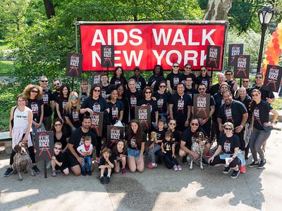 AIDS Walk Groups- Frank Rocco 5-19--19