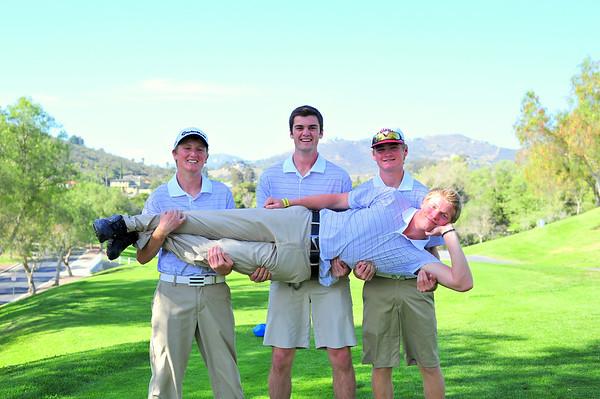 MHHS Boys Golf 2013