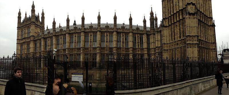 London november 2013