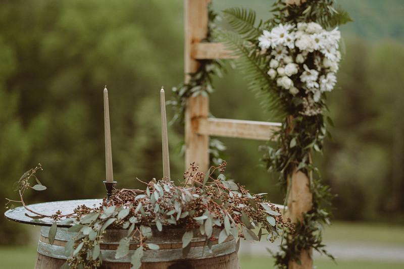 White Hollow Acres Summer Rustic Boho Barn Wedding Upstate New York 010.jpg