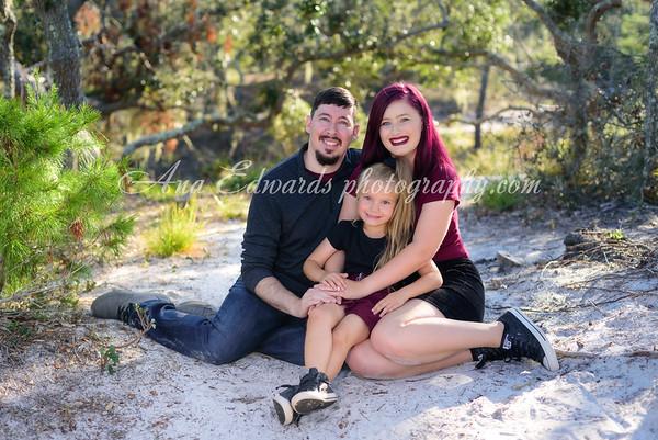 Patty's family 2019  |  Panama City Beach
