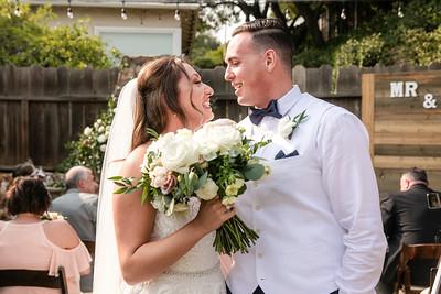 Stephanie & Tod - Ceremony