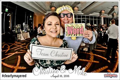 8/18/18 - Christine & Mike