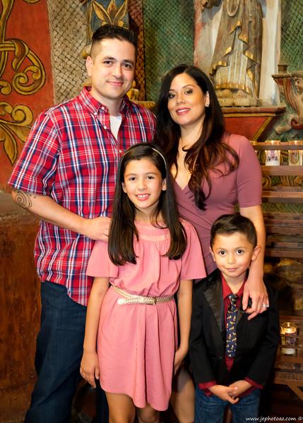 Yrigoyen Family