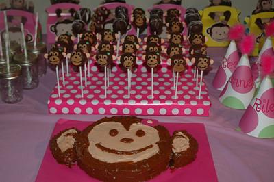 Annalia's 2nd Birthday Party