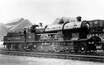 De Glehn Compound 4-4-2 locomotives