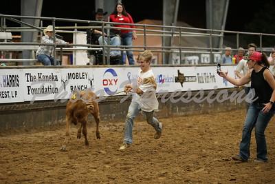 Calf Scramble Monday 9-23