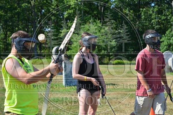 July 21 - Archery Tag
