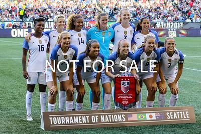 Austraila vs USA National Team
