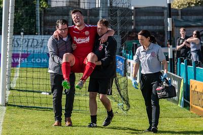 Runcorn Linnets FC (h) L 2-1 *
