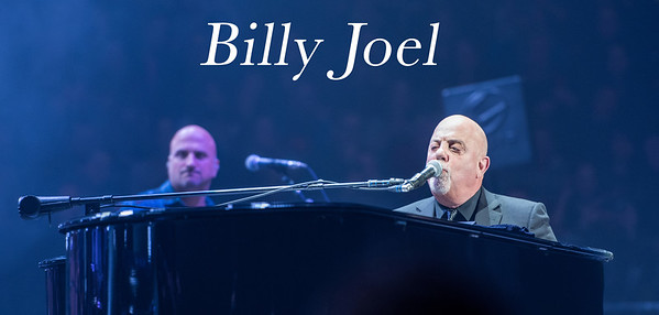 Billy Joel In Madison Square Garden
