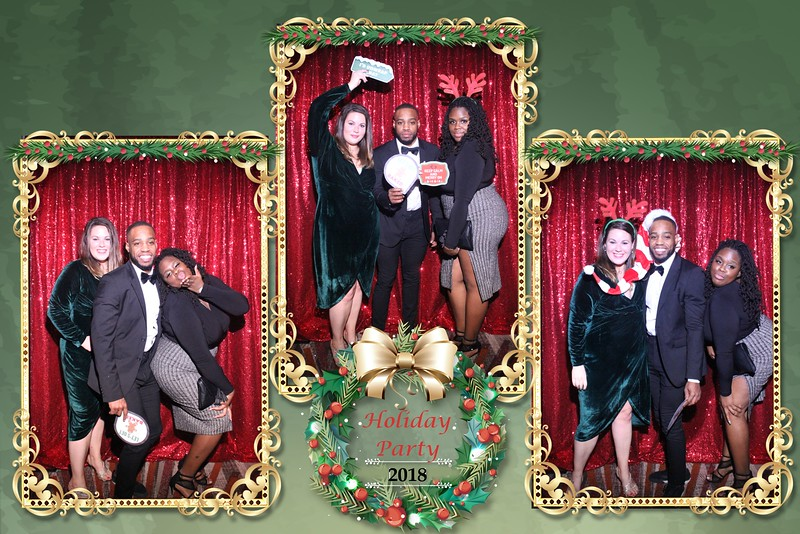 Norfolk Marriott Holiday Party