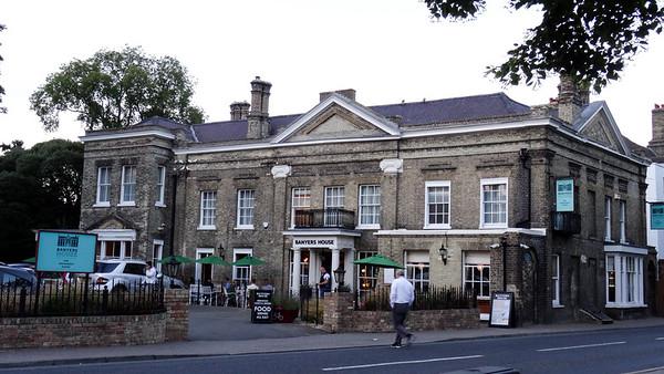 Banyers House Hotel, Royston