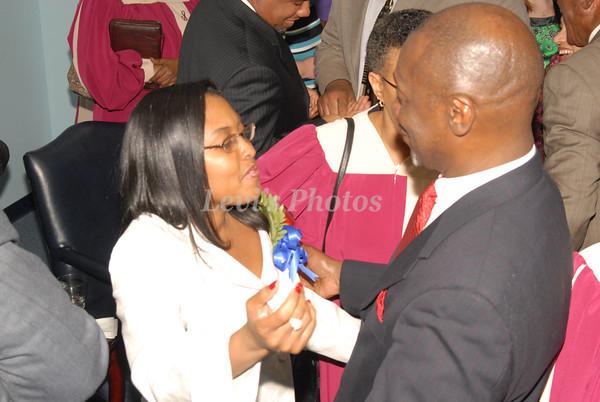 Pastor Rodney Installation Service
