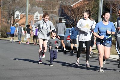 Yorktown Girls Practice (12 Mar 2019)