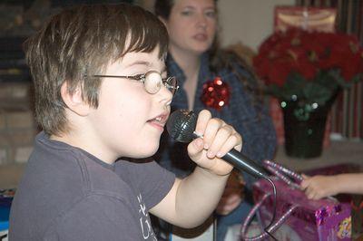 Christmas 2004 in Bakersfield