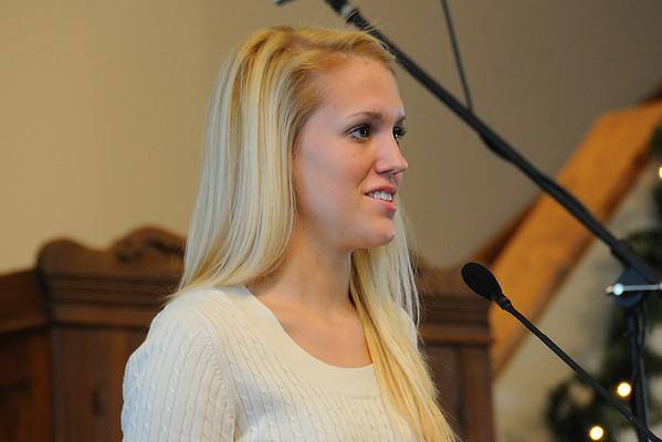 December 6, 2009 Worship Service