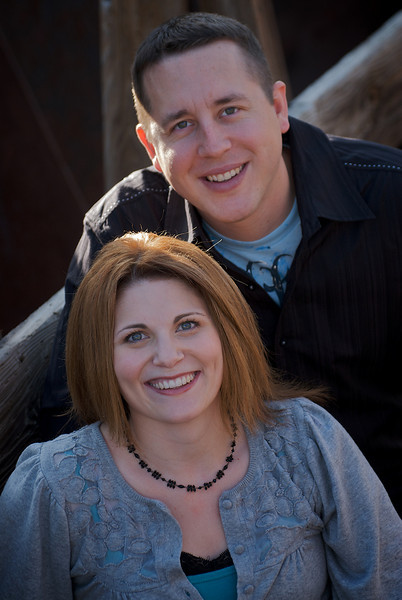 Julie & Phil