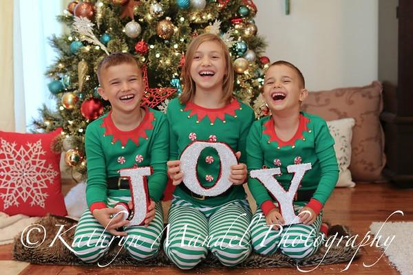 Christmas PJs 2017