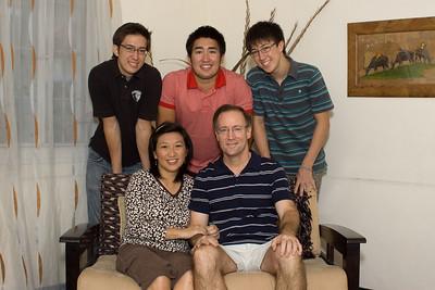 Miller-Jeff family
