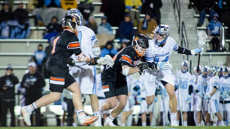 3.3.18 Princeton @ Hopkins Lacrosse - Parents