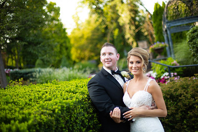 Jarred and Colleen - The Park Savoy