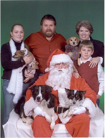 2005 12.25 Family Christmas Photo