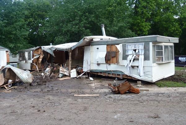 2011 Manhattan Kansas Flooding