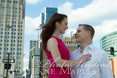 Diana & Matt {getting married}