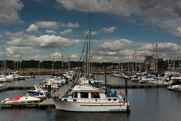 Chatham Maritime