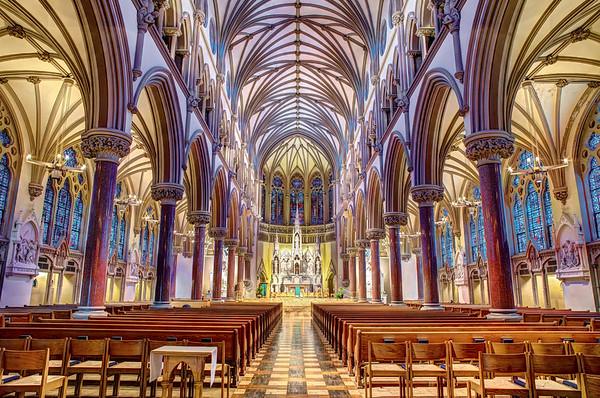 ST FRANCIS XAVIER COLLEGE CHURCH