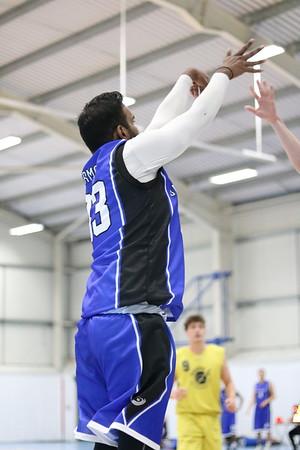 Bromley Basketball v Maidstone