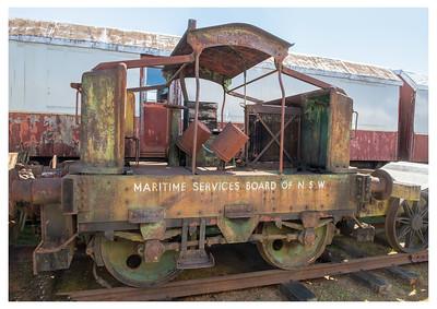 Dorrigo Railway Museum